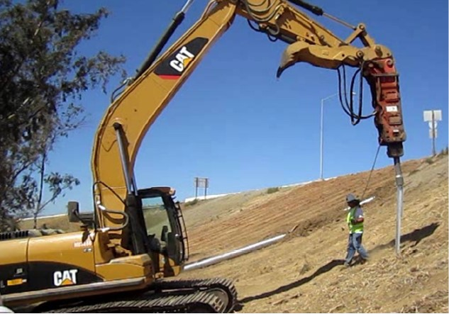 Slope Stabilization Systems